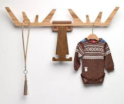Moose Coat Rack Moose rack and Norwegian knit onesie Small and Gorgeous 20