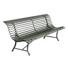 Coral Coast Scrolling Hearts Curved Back Metal Garden Bench Garden Metal Bench