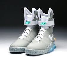 nike air mags. other:contemporary, nike. air mag (back to the future), multi nike mags