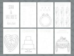 diy wedding coloring book template free printable activity diy wedding coloring book template free printable