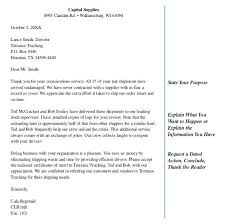 Business Style Letter Business Letter Template As Formal Letter