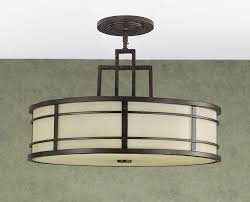 Kitchen Drum Light Kitchen Wonderful Kitchen Flush Mount Light Fixtures With Black