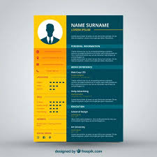 Perfect Decoration Modern Resume Template Free Download Rapid Writer ...