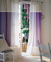 ... Inspiring Design For Girl Bedroom Decoration With Purple Curtain :  Inspiring Girl Bedroom Decoration With Polka ...