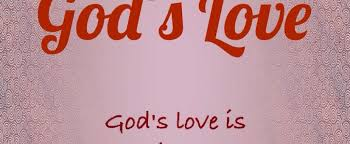 God's Love Quotes Custom 48 QUOTES ABOUT GOD'S LOVE Edith Ohaja