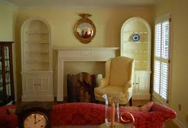 decorating ideas for living room wall niche walls ideas