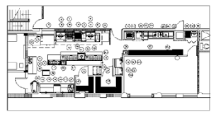 restaurant kitchen equipment layout. Unique Restaurant Kitchen Equipment U0026 Layouts Inside Restaurant Layout L