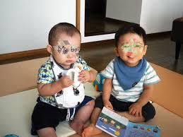赤ちゃんにもパーソナルカラーはある肌の色の違いがよくわかる画像