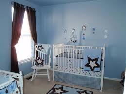 Newborn Bedroom Furniture Newborn Baby Room Decorating Ideas White Pattern Bumper Pad Green
