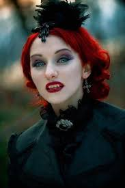 adorable gothic vire makeup ideas for party 26
