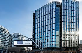 building an office. Derwent London\u0027s White Collar Factory Near East London Is An Office For The 21st Century. As James Kenny Reports, Three-element Curtain Walling Key Building