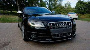 black audi a4 interior. audi a4 2010 b8 s4 6mt black with blackred interior