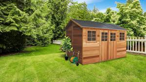 not just any shed b a cedar shed