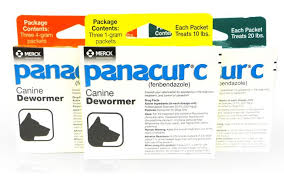 Panacur C Canine Dewormer Merck Animal Health Usa
