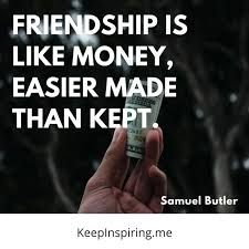 Touching Quotes About Friendship