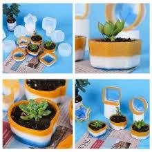 Buy <b>epoxy flower pot</b> mold with free shipping on AliExpress.
