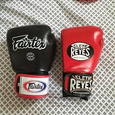 Cleto Reyes Hybrid Boxing Gloves Review Brett C Medium