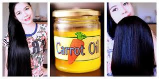 Resultado de imagem para Homemade Carrot Shampoo