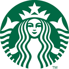 starbucks coffee logo png.  Logo Starbucks Heading Logo With Coffee Png H