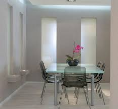 frosted glass dining table design