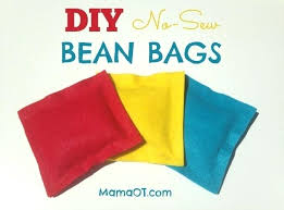 How to make a bean bags Tutorial Making Bean Bag Chairs Learn How To Make These Minute No Sew Bean Bags Diy Hannahbrownme Making Bean Bag Chairs Learn How To Make These Minute No Sew Bean