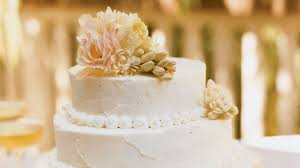 How To Make Your Own Beautiful Wedding Cake Sunset Magazine