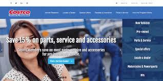 the costco auto program homepage costco