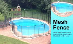 guardian pool fence. No Holes Pool Fence Miami . Guardian