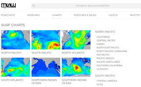 Surf Blog The Top 5 Surf Forecast Websites
