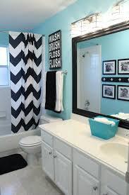 Romantic Best 25 Blue Bathroom Decor Ideas On Pinterest Shower At Color  Decorating ...