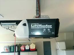 chamberlain liftmaster