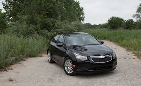 2011 Chevrolet Cruze Eco – Review – Car and Driver