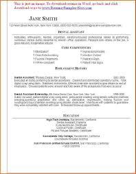free sample resume for dental assistant sample dental assistant resume dental assistant student resume