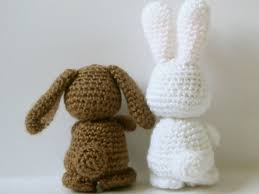 Free Crochet Bunny Pattern Inspiration Amigurumi Pattern Crochet Bunny Couple