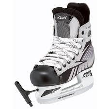 Reebok Hockey Skates Size Chart Reebok Youth Extendable Ice Hockey Skates