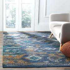 blue gold rug red blue and gold area rug