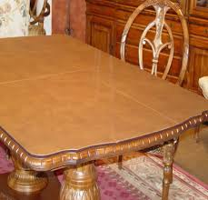 Custom Dining Room Table Pads Simple Decorating Design