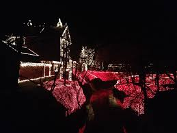 Clifton Mill Christmas Lights Legendary Lights Of Clifton Mill Clifton Mill Dayton Ohio