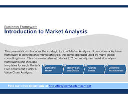Market Analysis Introduction To Market Analysis PowerPoint 14