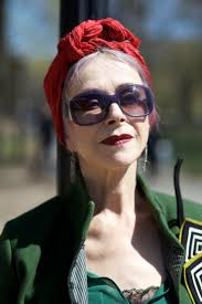advanced style beatrix ost in central park effortlessly cool and beautiful aging does not mean you can t have style