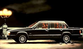 volvo cars 1980s. the volvo 700 series cars 1980s