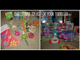 Stocking Stuffer and Christmas Gift Ideas For Your Toddler! - YouTube