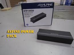 alpine power pack ktp 445u (mini amplifier) youtube Alpine Ktp 445u Power Pack Wiring Diagram alpine power pack ktp 445u (mini amplifier) alpine ktp-445u power pack wiring diagram