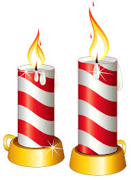 Transparent Christmas Candles PNG Clipart   Gallery Yopriceville ...