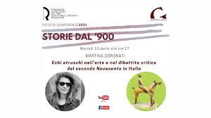 MARTINA CORGNATI - Echi etruschi nell'arte e nel dibattito critico del  secondo Novecento in Italia - YouTube