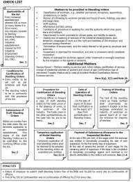 Industrial Employment Standing Orders Act 1946 Human Resource