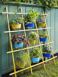 Small Picture 9 DIY Vertical Gardens For Better Herbs