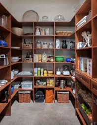 diy corner pantry kitchen traditional with kitchen pantry pantry shelves wicker baskets