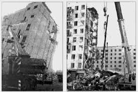 Реферат Особенности аварийно спасательных работ при обрушении  Особенности аварийно спасательных работ при обрушении зданий жилого фонда