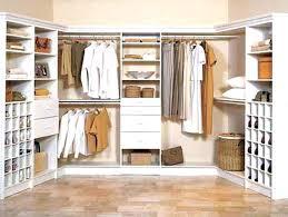 wood clothes closet portable